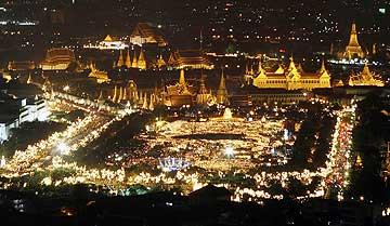 Thailands Kings Birthday 5th December
