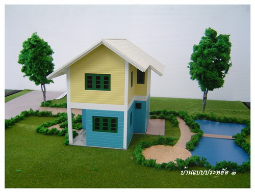 Thai House Plans 2 Bedroom Stories