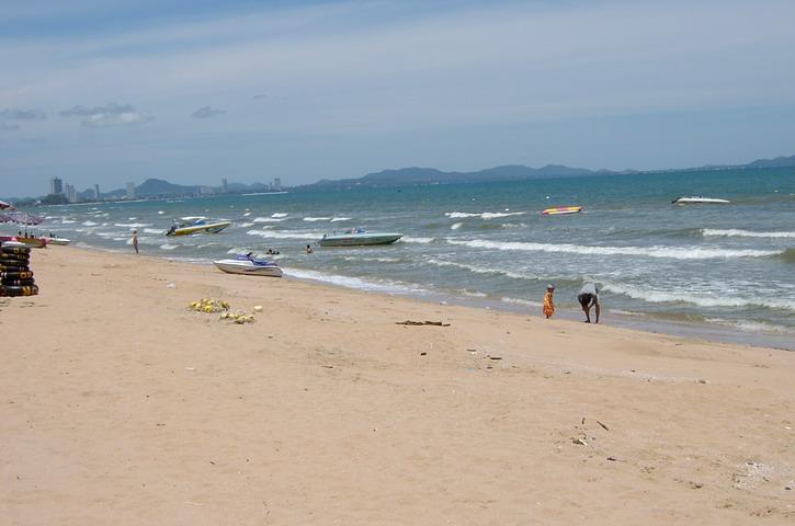 Jomtien Beach Pattaya Thailand Map images