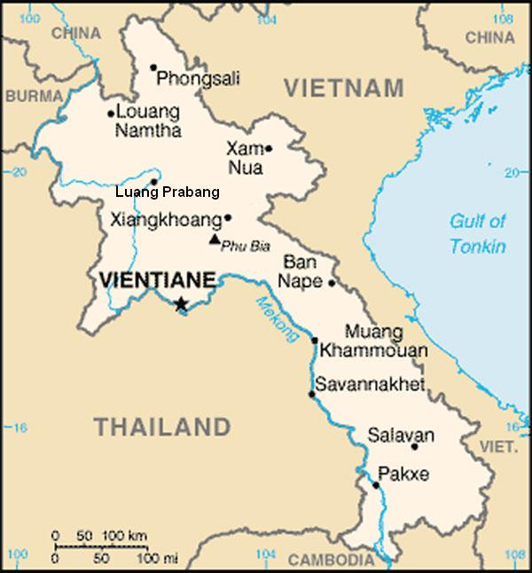 Xam Nuea and Vieng Xai