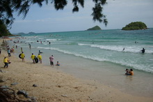 Sattahip Beaches