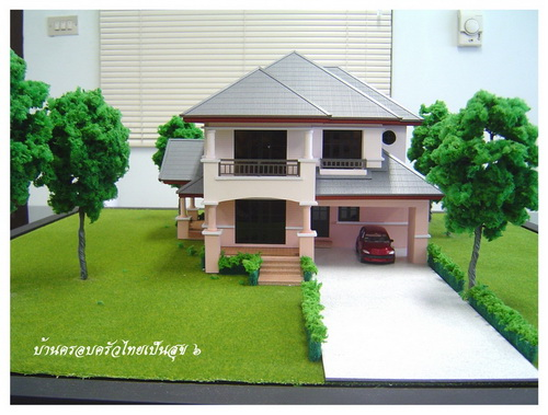 Pics photos plans for this house here thai house plans 3 bed 3