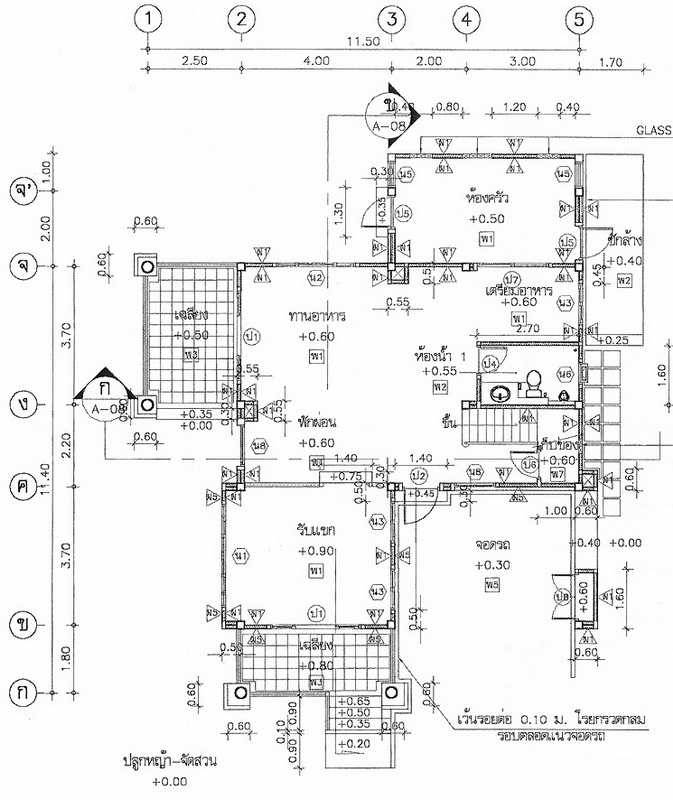 93+ Modern Thai House Floor Plan - Modern Thai House Floor Plan ...
