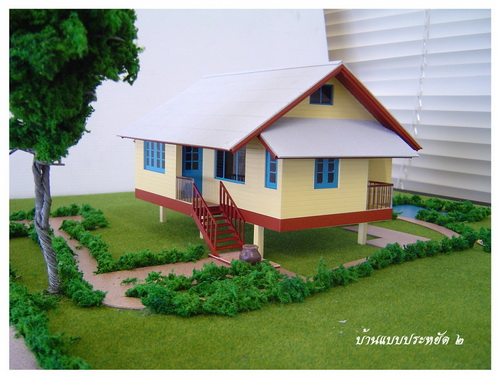 Photos thai house plans compact 3 bedroom teakdoor com the thailand