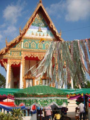 Thailand Temple Fund Raising