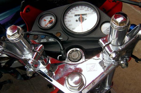 Honda Dash 125cc Boy Racer