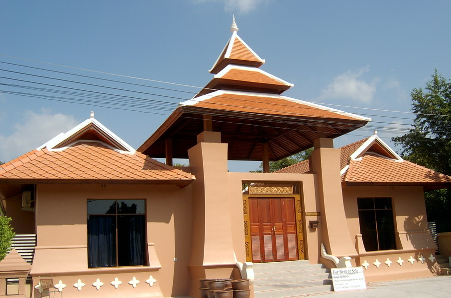 Nice Entrances For Your House In Thailand Page 2