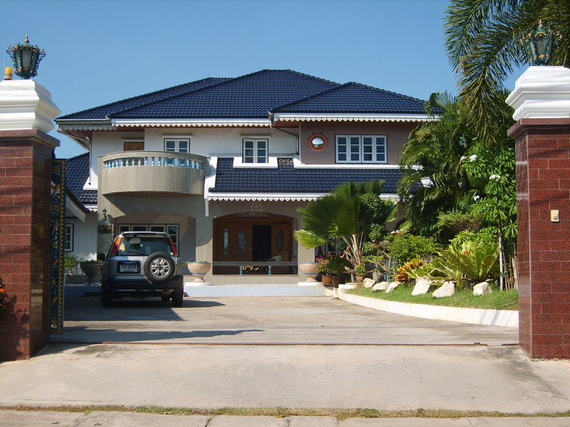 Beautiful houses in thailand page 12 for Thailand houses pictures