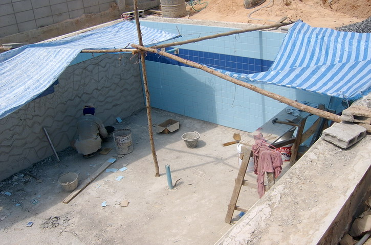 Building Your Own Swimming Pool In Thailand Page 3