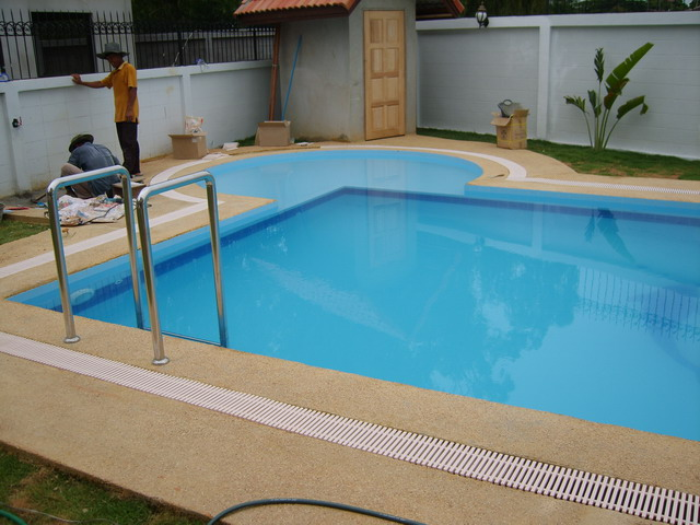 Building your own swimming pool in thailand page 4 for Build your own swimming pool