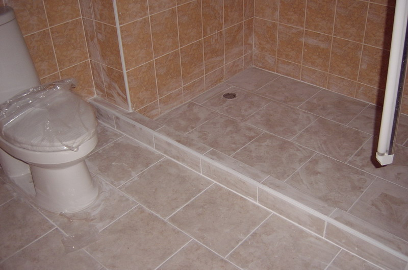 Fitting out your thailand condo page 2 for Bathroom construction