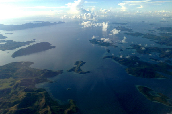 how to get to taytay palawan from manila
