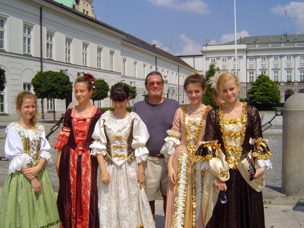 Model Hooker in Poland