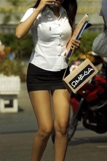 uniforme thailandais
