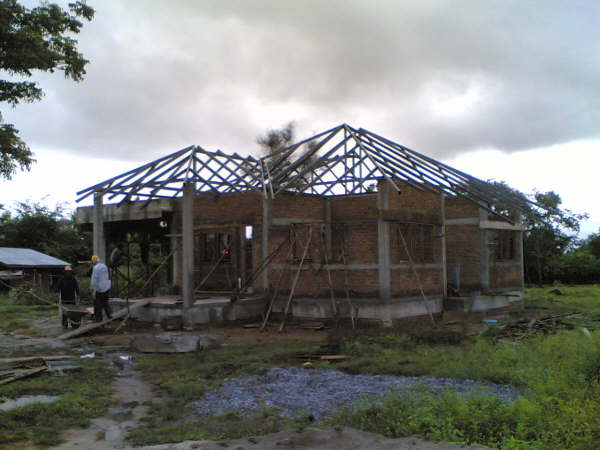 How Much To Build A House In Isaan