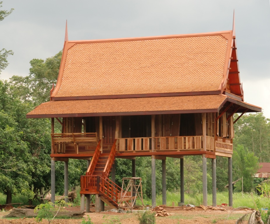 Thai houses the good the bad and the ugly for Houses to build