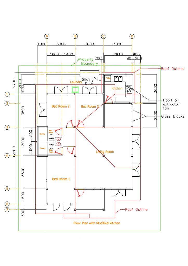 gf builds house in korat teakdoor com the thailand forum