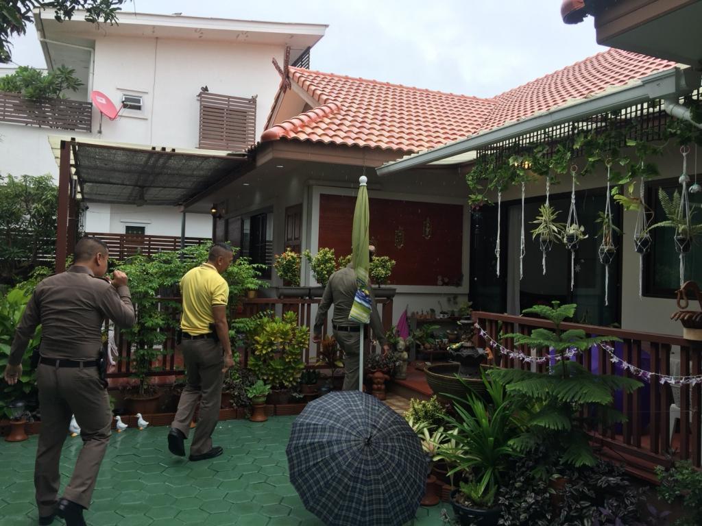 US Veteran Commits Suicide in Wat Gate Home-s__51224609-jpg