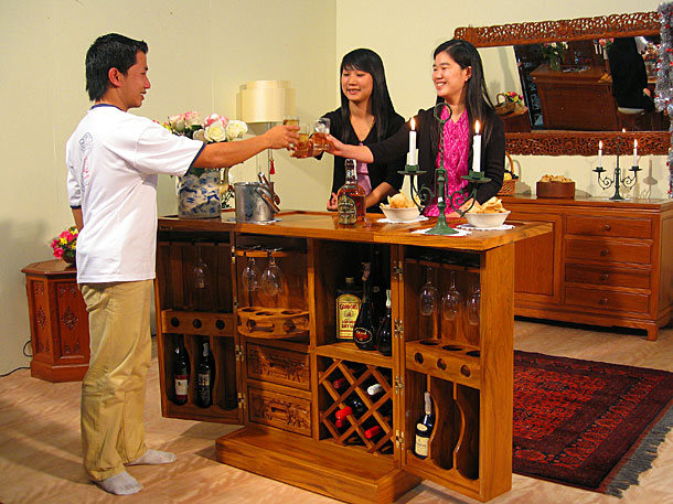 Teak Drinks Cabinet for sale-product2-jpg