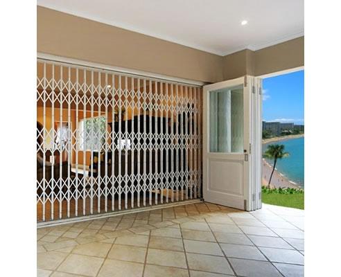 Baanpong House Build-security_gates-jpg