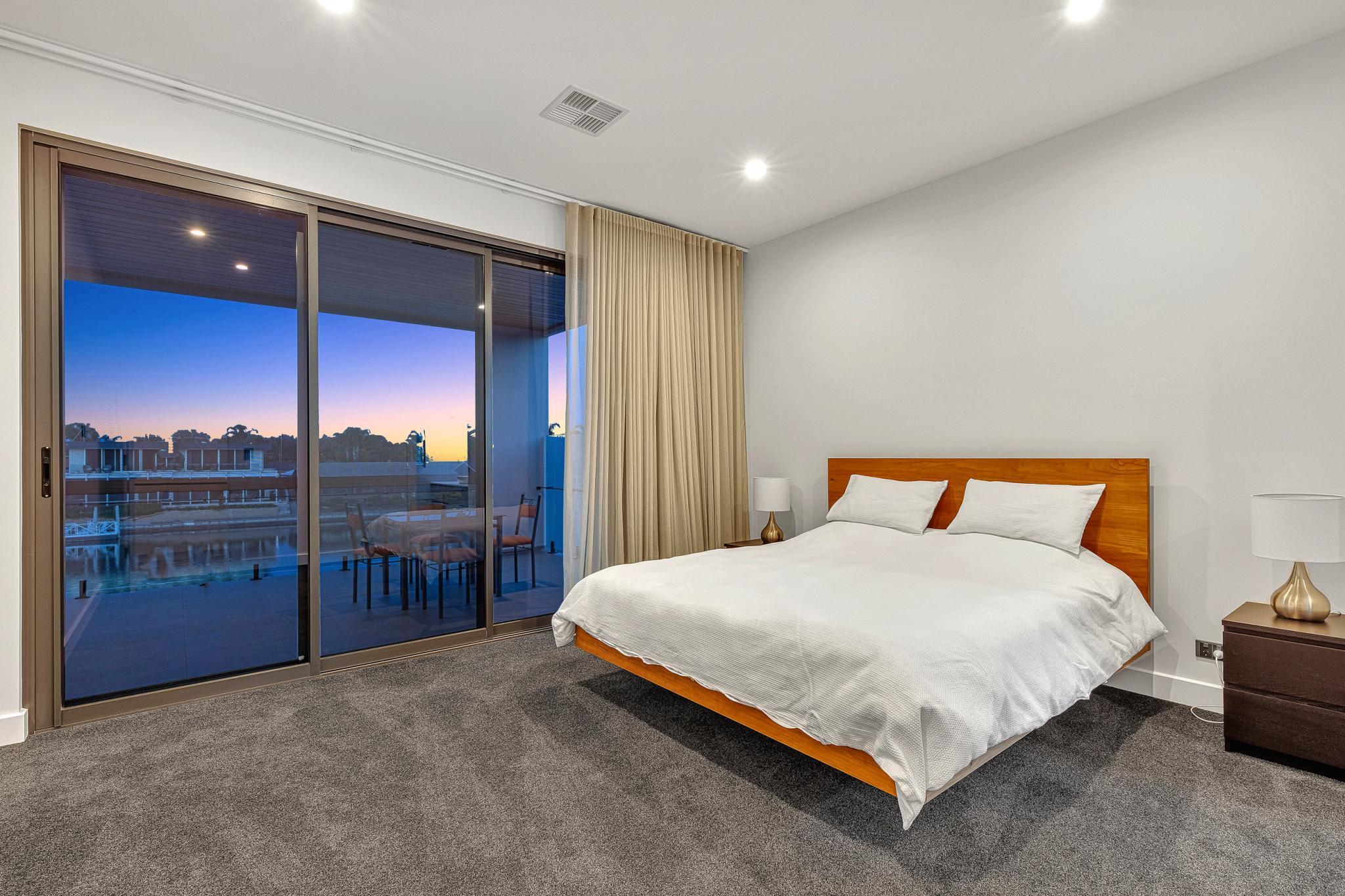 South Australian New House Build-guest-bedroom-jpg