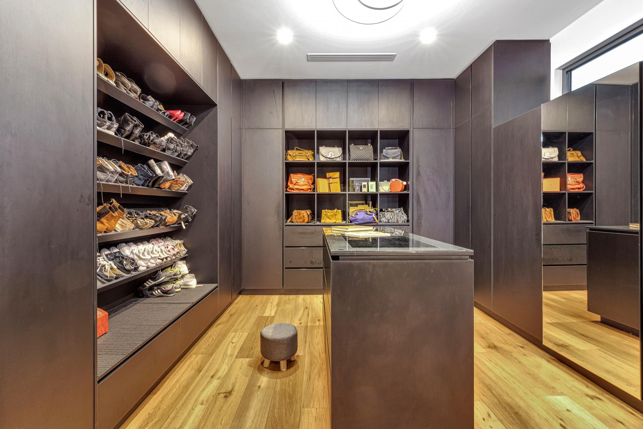 South Australian New House Build-en-suite-dressing-room-jpg