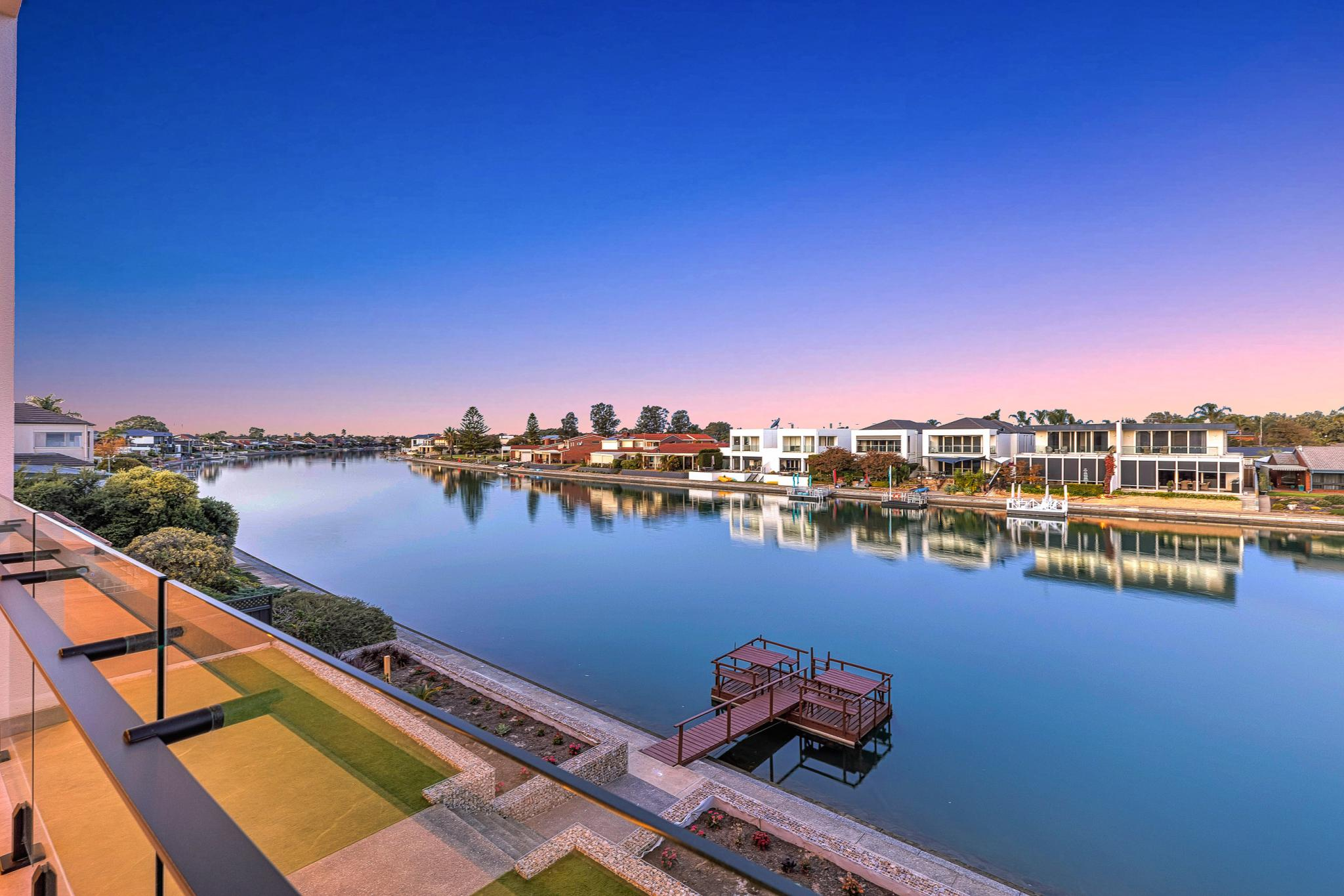 South Australian New House Build-view-balcony-jpg