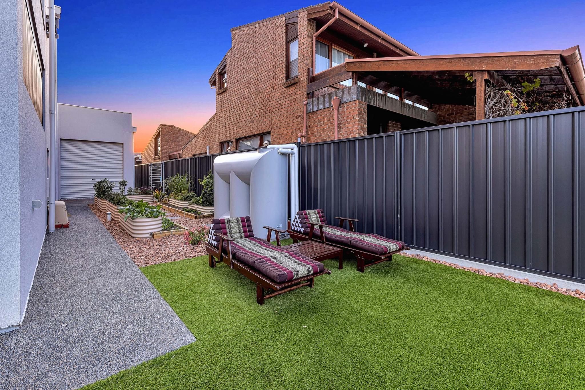 South Australian New House Build-veg-garden-jpg