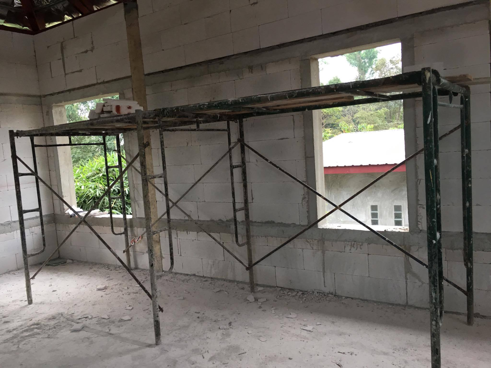 Adding a room downstairs-walls-top-jpg