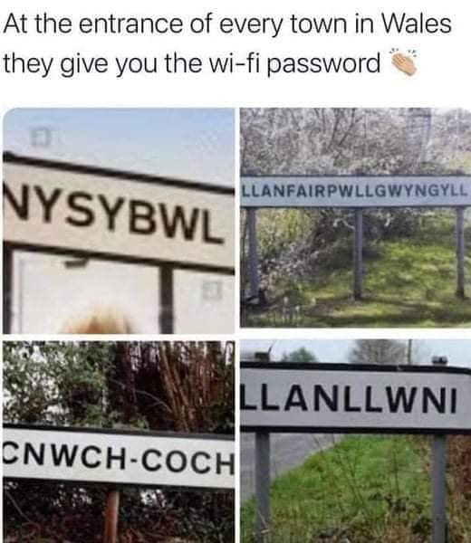 Amusing Pictures ripped from the Net-wales-png