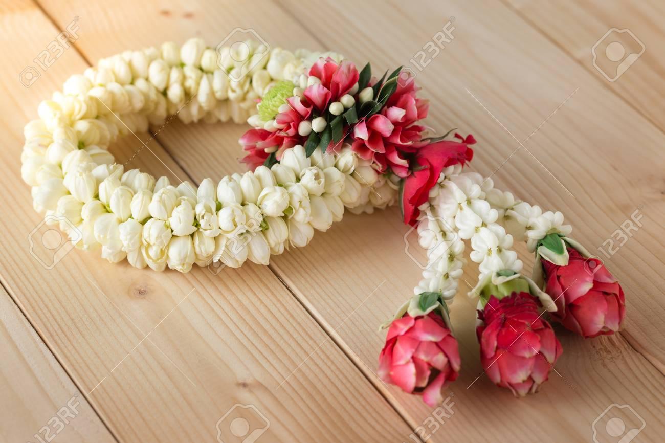 What's in your garden?-traditional-thai-jasmine-garland-jpg