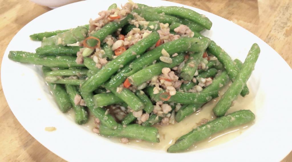 Boon Restaurant-stirfried-snake-beans_minced-pork-jpg