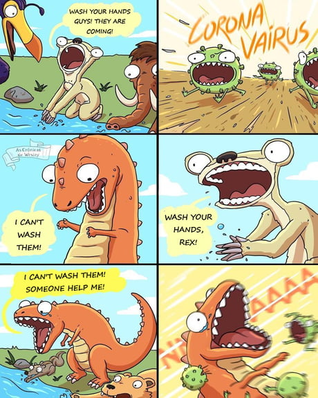 Coronavirus jokes-coronoextinction-jpg