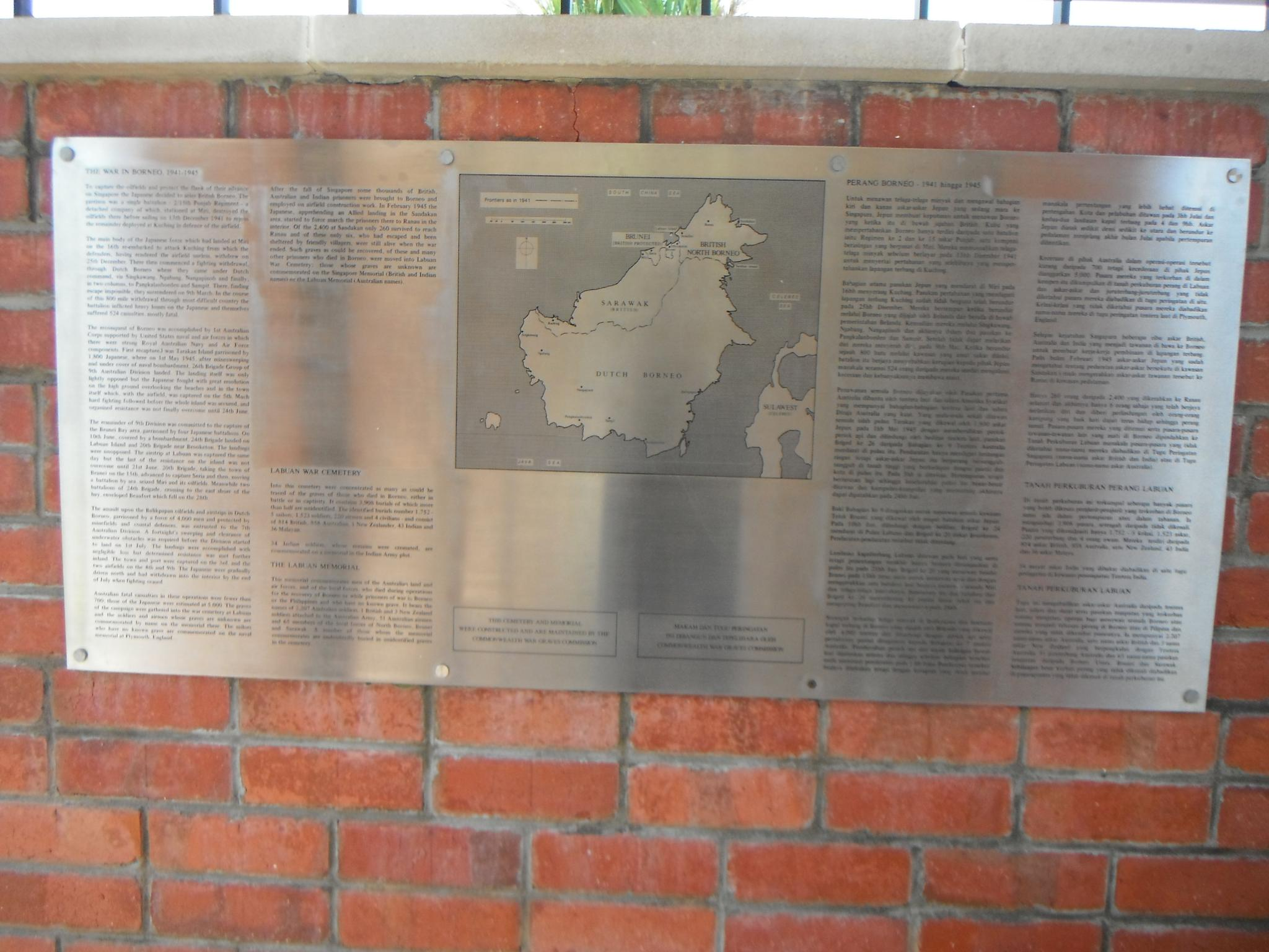 A Visit of Labuan War Cemetery-1-jpg