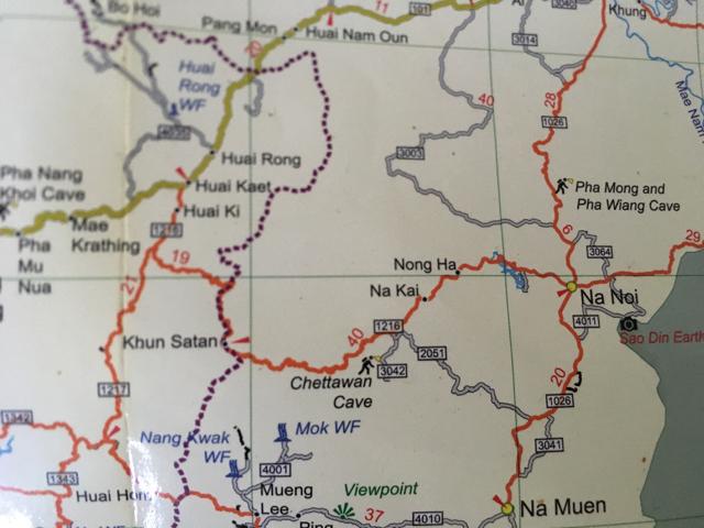 Nan Provincial Roads 1216 - 1217 - and 1028-na-noi-jpg