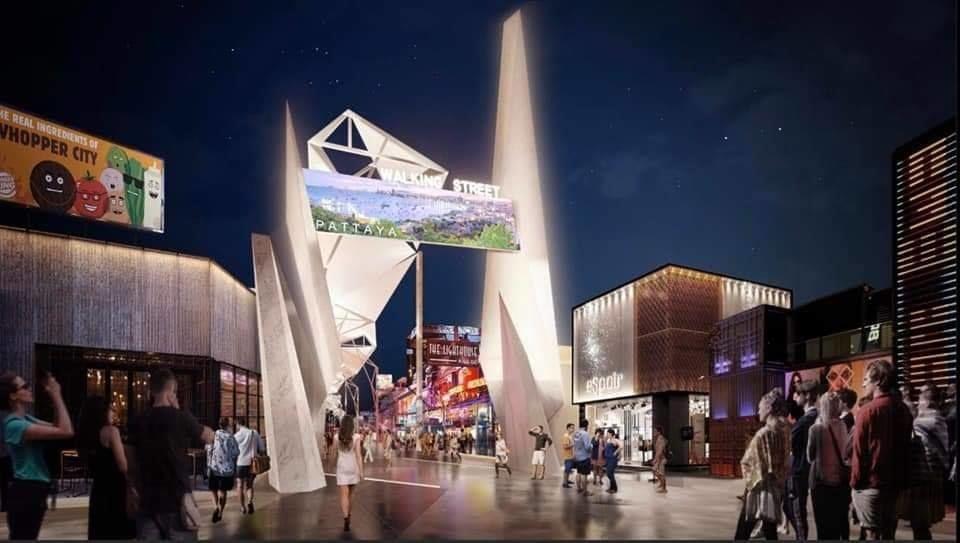 Major Makeover Proposed For Pattaya's Walking St.-pattaya-2-jpg