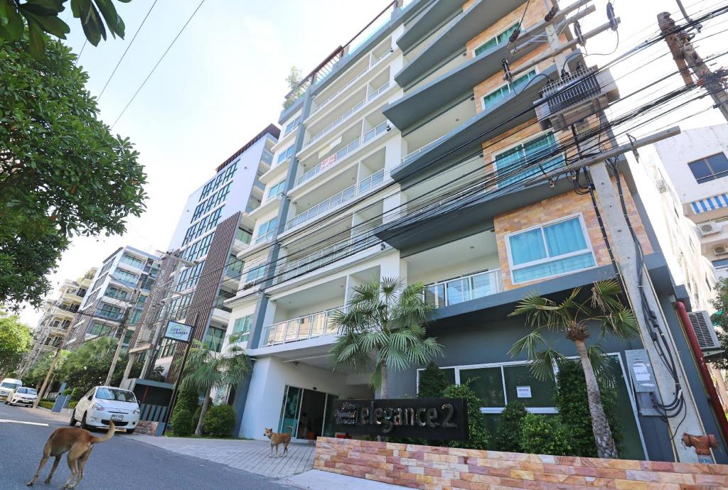Finance A One Bedroom Brand New Condo Unit In Pratamnak For Sale