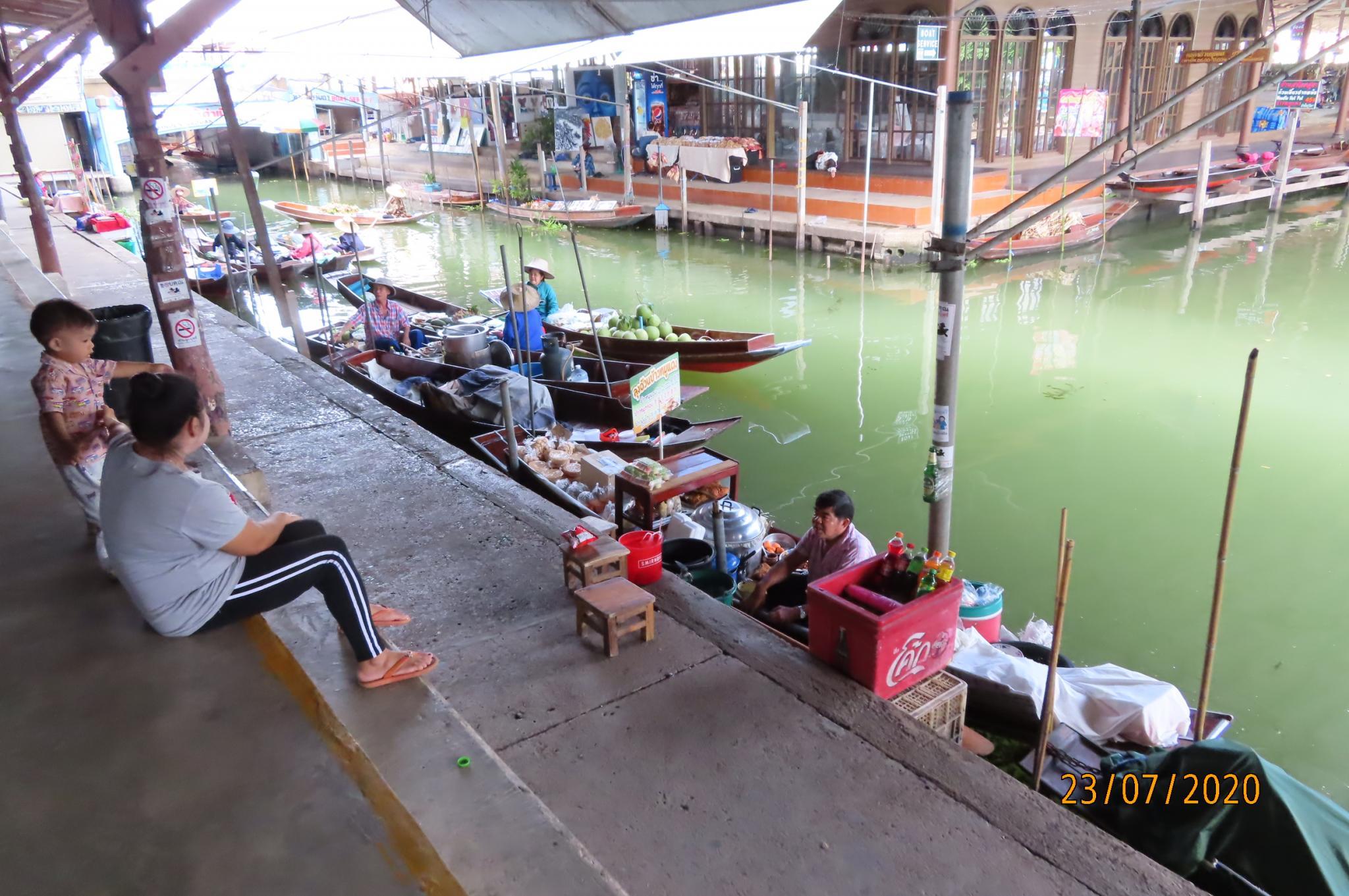 Damnoen Saduak Floating Market - Ratchaburi-img_8806-jpg