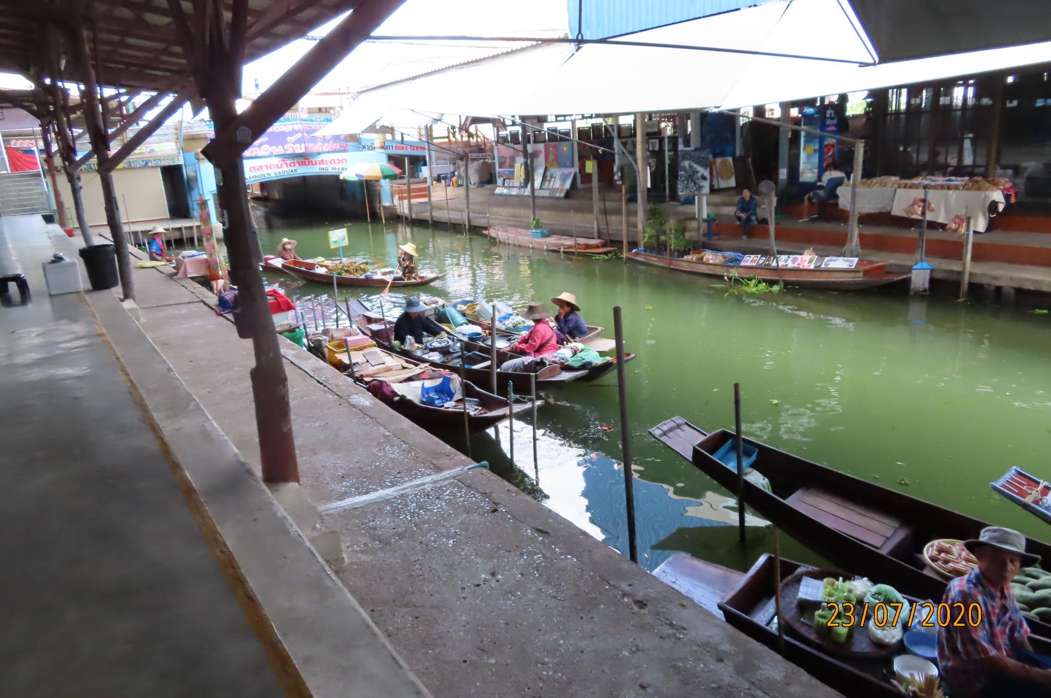 Damnoen Saduak Floating Market - Ratchaburi-img_8809-jpg