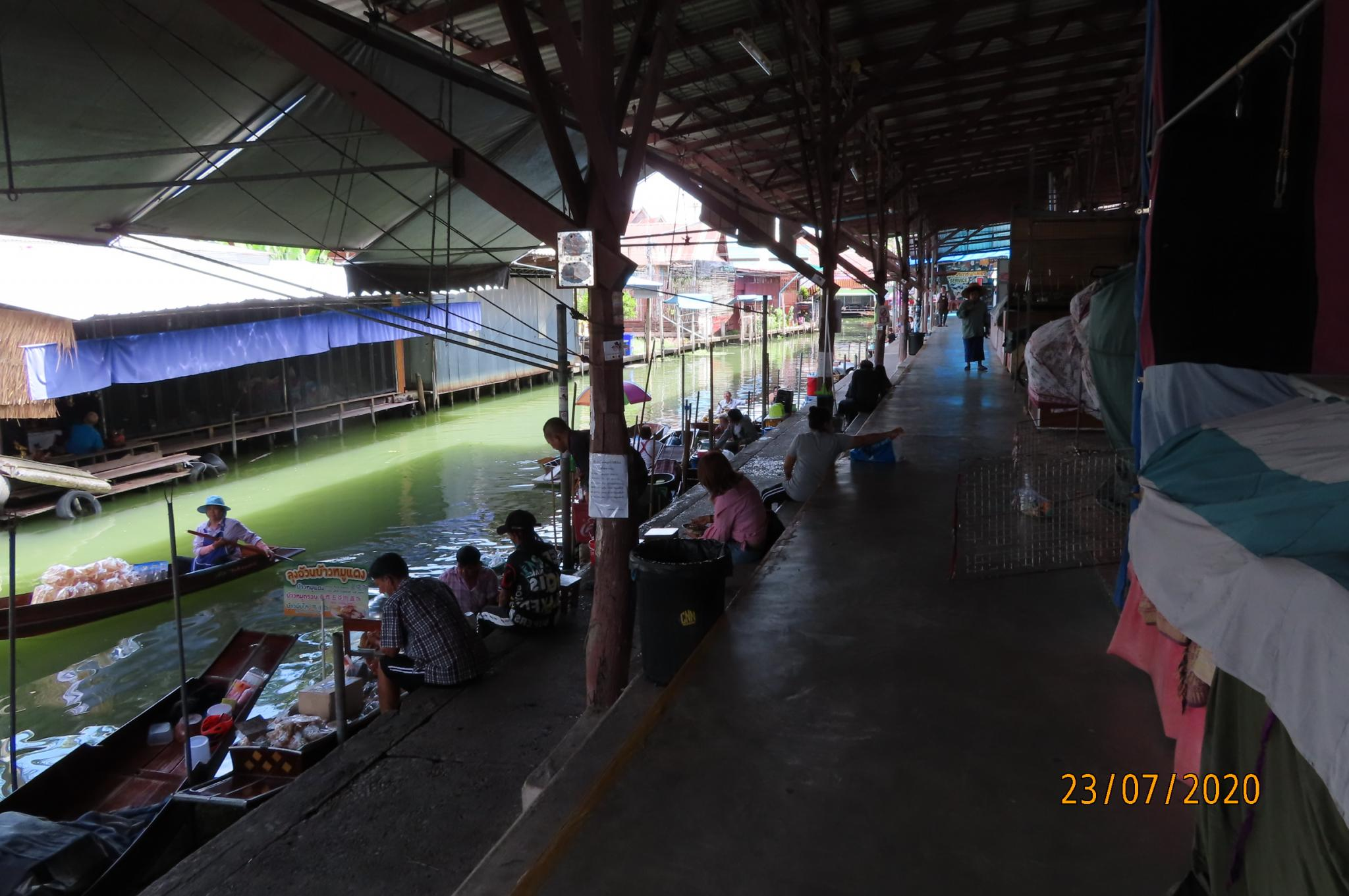 Damnoen Saduak Floating Market - Ratchaburi-img_8826-jpg