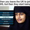 Oh, FFS ... UK schoolgirl who fled to join Islamic State 'wants to return home to Eng-isisisfun-jpg