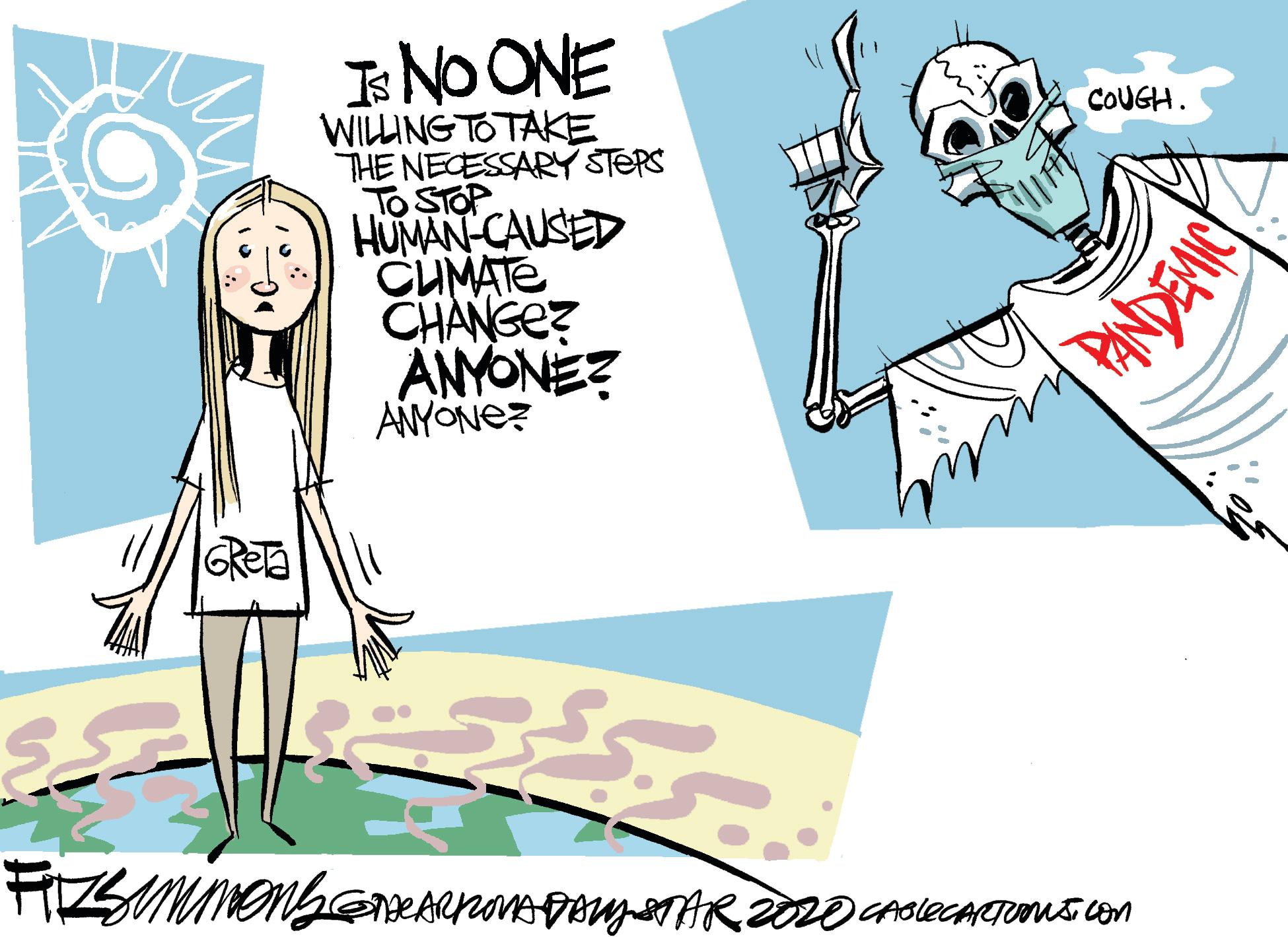 Political cartoons - the 'funny' pics thread.-pandemic-david-fitzsimmons-arizona-star-tucson