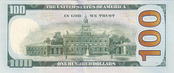 Jesus Inc. Gets Gov't Support Because God Needs Cash-100-dollars-jpg