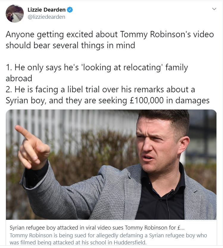Tommy Robinson-tommyrobinsonisawanker-jpg