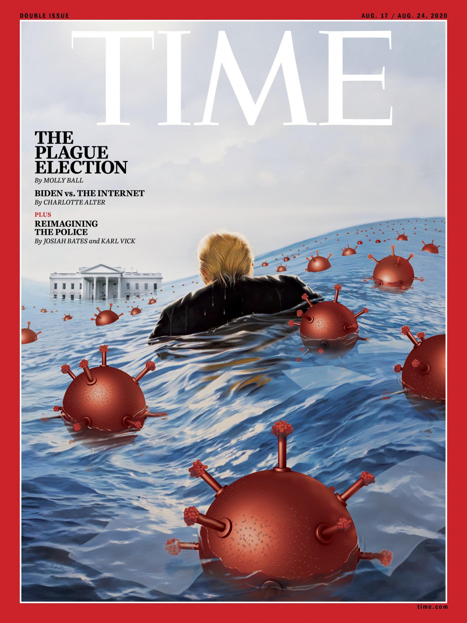 President Donald Trump-tim200817_pandemic-cover_-jpg