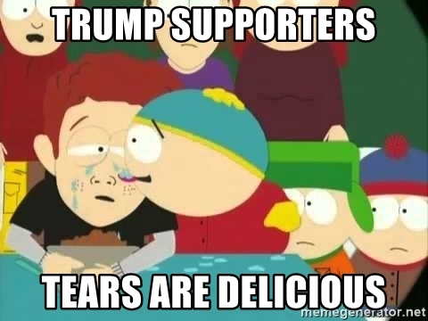 What do Leftist's want?-trump-supporters-tears-delicious-jpg