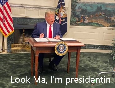 President Donald Trump-presidentin-jpg