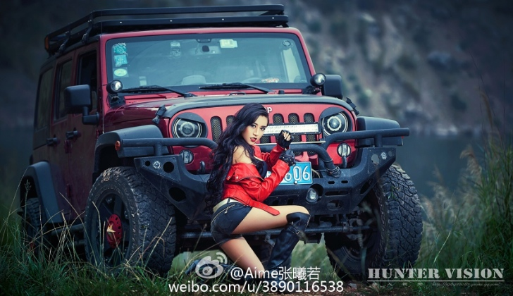 China flies at least 20 war planes in Taiwan airspace-jeep-wrangler-chinese-communist-star-sexy
