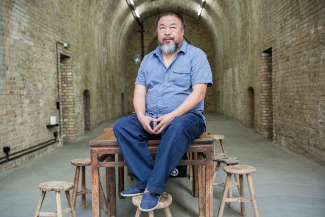 UK journalist Craig Murray jailed for 8 months-aiweiwei-jpg