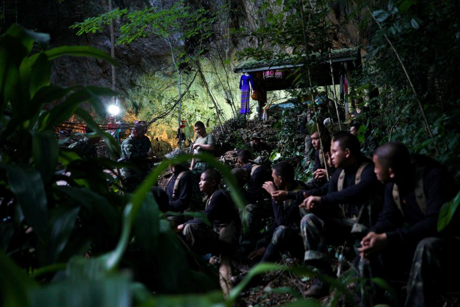 Thai Cave rescue - what really happenned-9957012-3x2-940x627-jpg